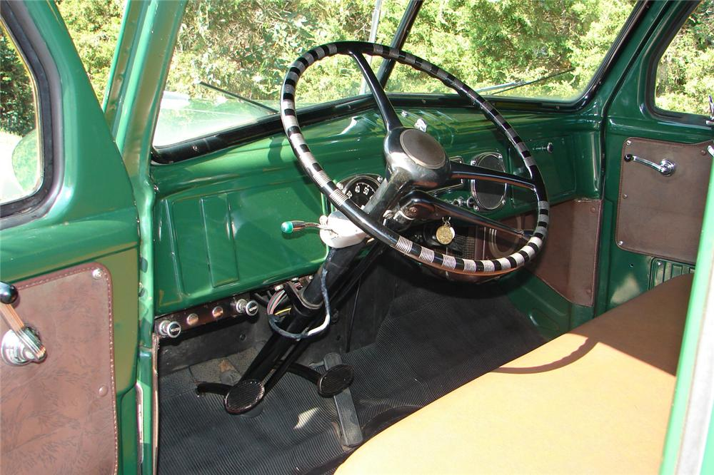 1950 DODGE B-2 PICKUP - Interior - 81720