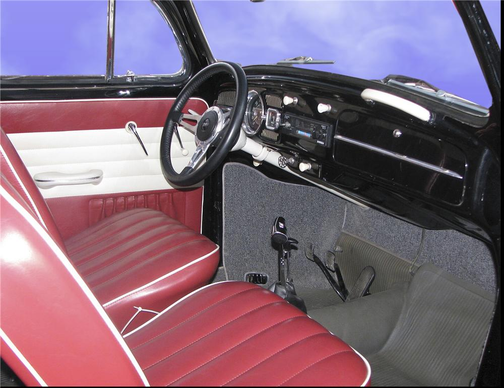 ... 1963 VOLKSWAGEN BEETLE 2 DOOR SEDAN - Interior - 81736 ... : beetle door - pezcame.com