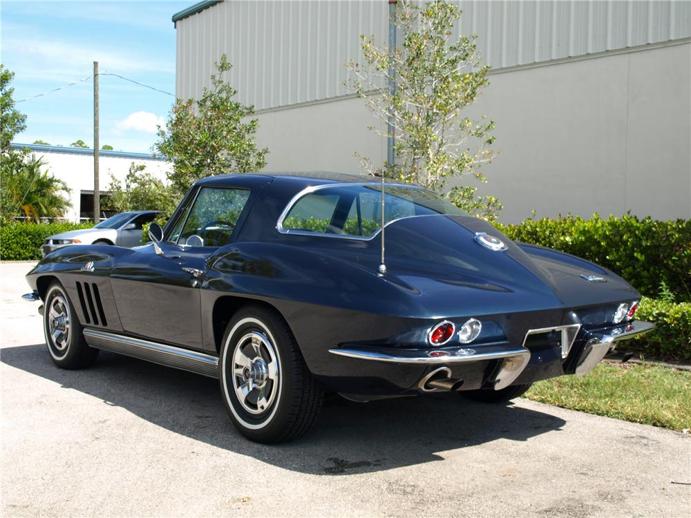 1966 chevrolet corvette coupe 81756. Black Bedroom Furniture Sets. Home Design Ideas