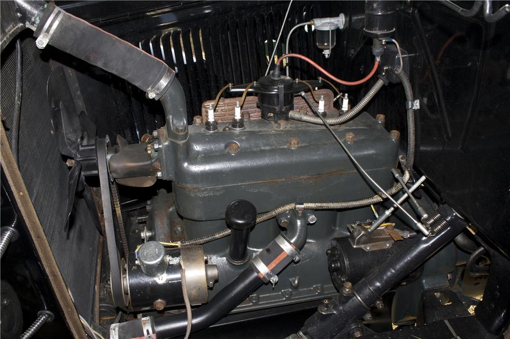 1931 FORD AA POSTAL DELIVERY TRUCK - Engine - 81777