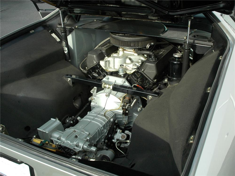 1974 PANTERA GTS COUPE - Engine - 81785