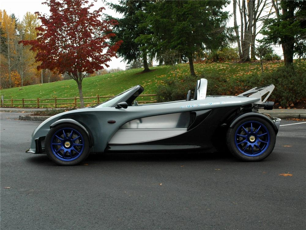 2000 LOTUS 340R ROADSTER - Side Profile - 81792