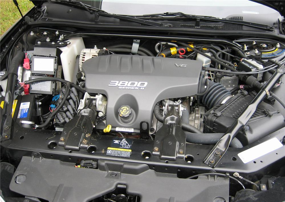 Engine Web on 2004 Chevrolet Monte Carlo Engine