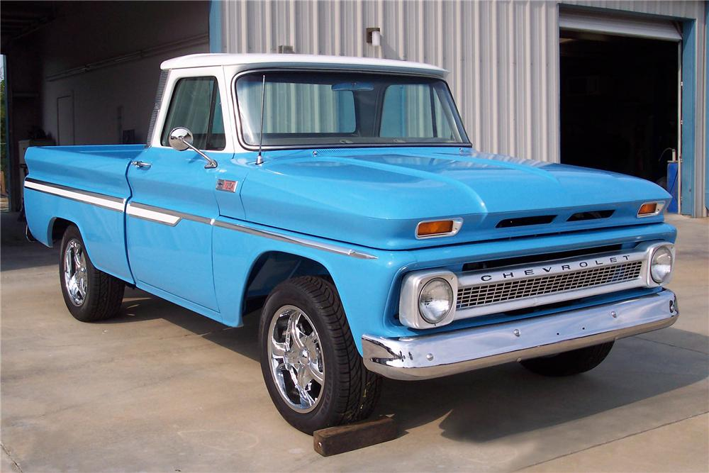 chevy truck 1965 - photo #13