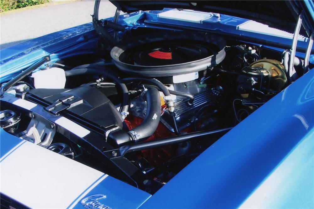 1969 CHEVROLET CAMARO Z/28 2 DOOR SPROT COUPE - Engine - 81842