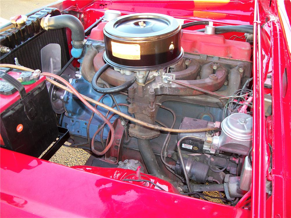1963 DODGE DART CONVERTIBLE - Engine - 81848