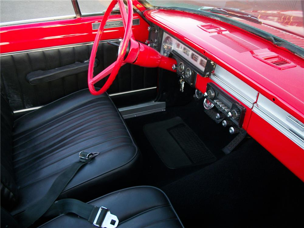 1963 DODGE DART CONVERTIBLE - Interior - 81848