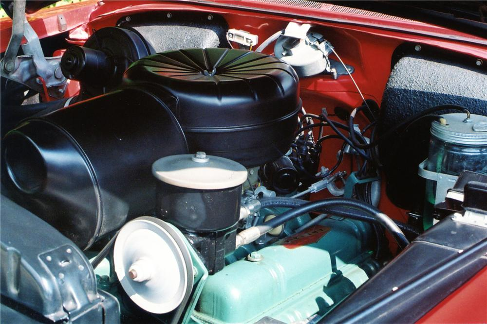 1955 BUICK SPECIAL CONVERTIBLE - Engine - 81861