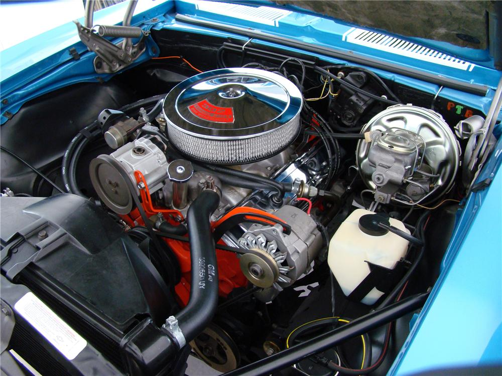 1968 CHEVROLET CAMARO Z/28 RS COUPE - Engine - 81876