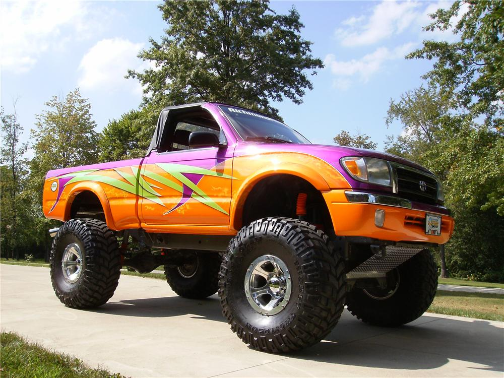 1999 Toyota Custom Pickup 81883