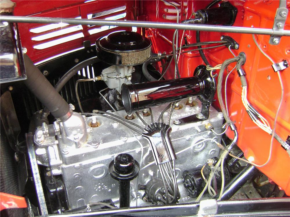 1939 PLYMOUTH PT-81 PICKUP - Engine - 81887