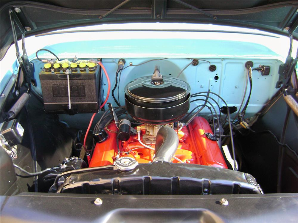 1959 GMC 100 STEPSIDE PICKUP - Engine - 81901