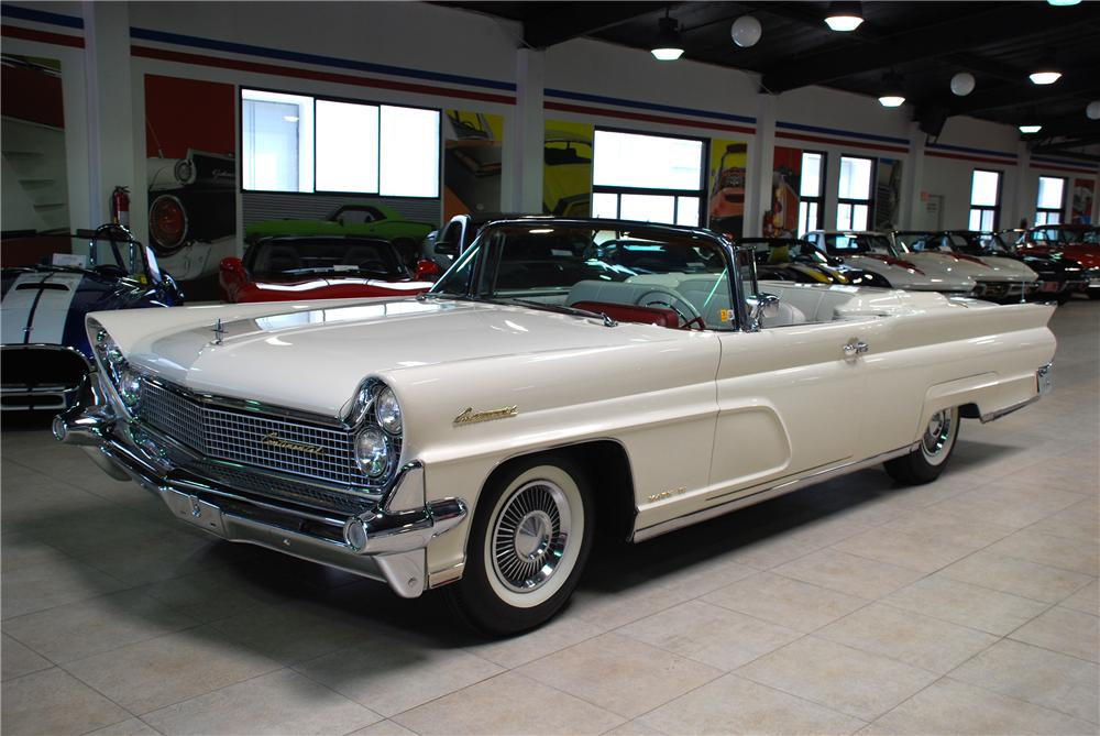 1959 Lincoln Continental Mark Iv Convertible 81935