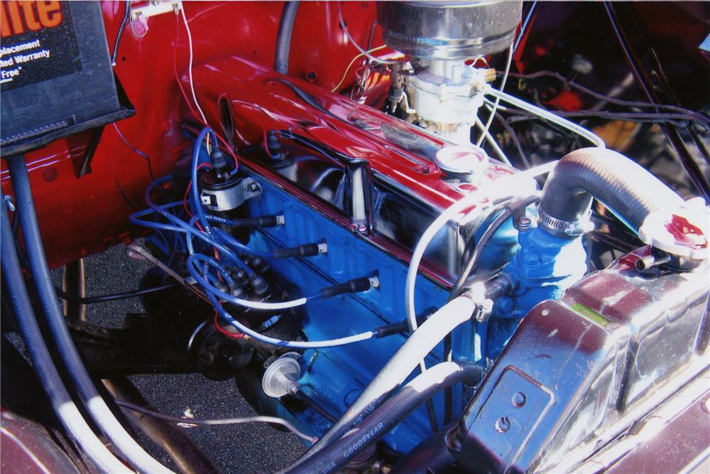 1957 CHEVROLET 3100 PICKUP - Engine - 81960