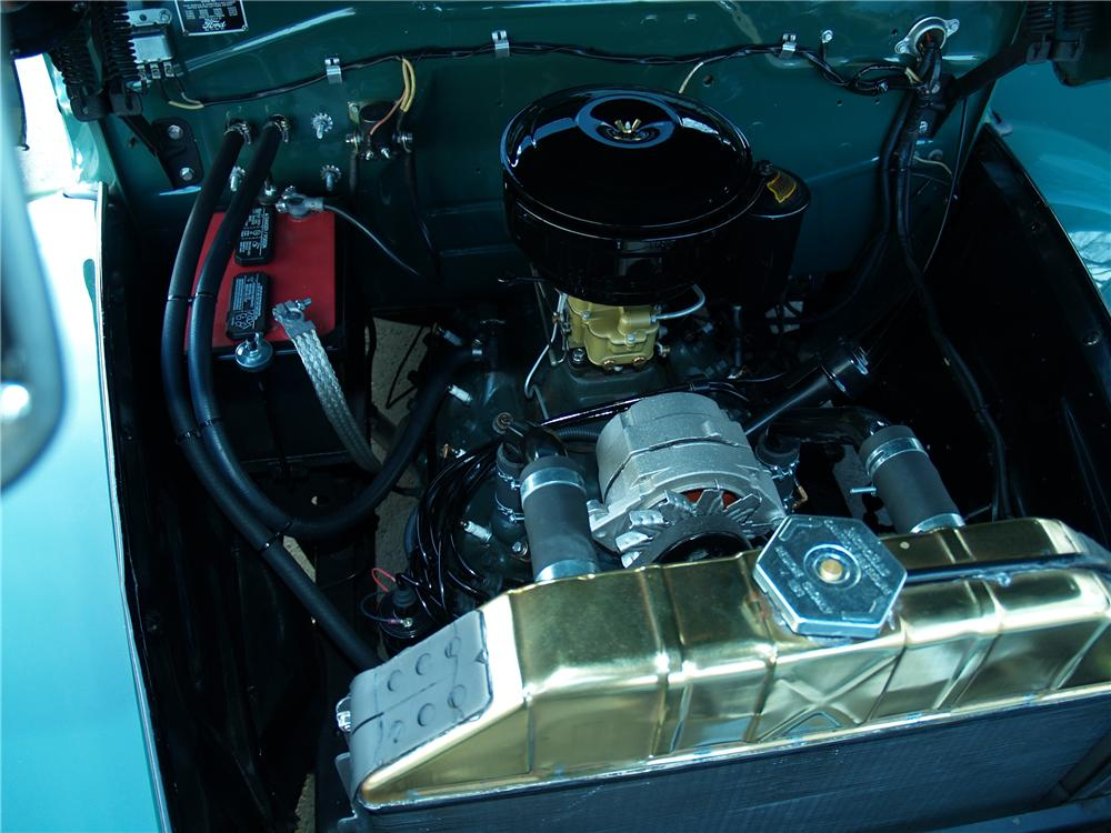 1951 FORD F-1 PICKUP - Engine - 81963