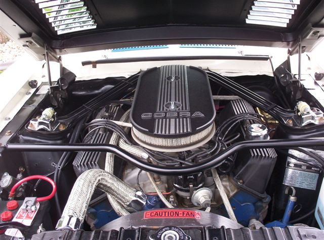1968 SHELBY GT500 FASTBACK - Engine - 81985