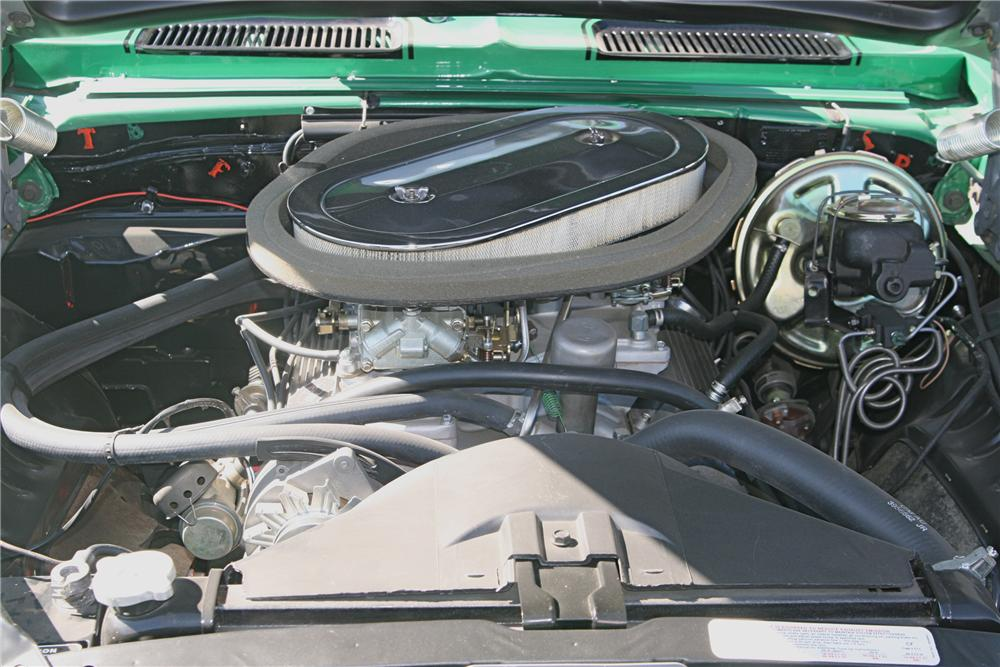 1969 CHEVROLET CAMARO Z/28 2 DOOR COUPE - Engine - 81991