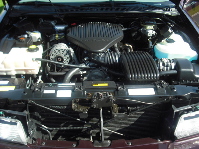 1996 CHEVROLET IMPALA SS 4 DOOR HARDTOP - Engine - 81992