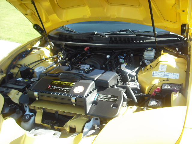 2002 PONTIAC TRANS AM WS6 2 DOOR - Engine - 82015
