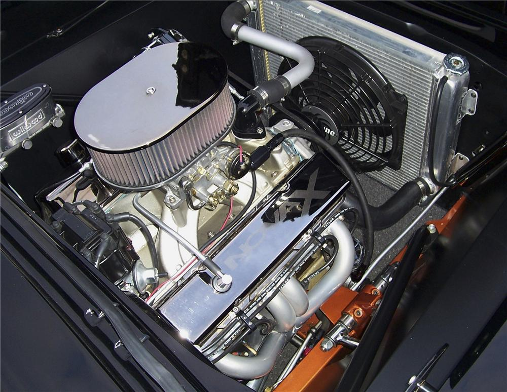 1966 CHEVROLET NOVA PRO-TOURING COUPE - Engine - 82036