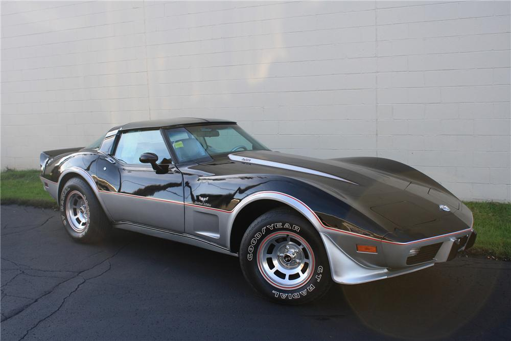 1978 Chevrolet Corvette Pace Car Coupe 82045