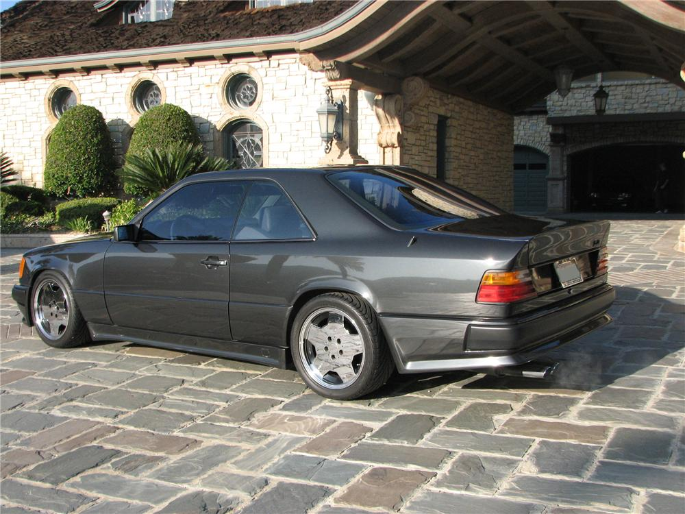 1988 MERCEDES-BENZ 300CE AMG HAMMER COUPE - Rear 3/4 - 82052