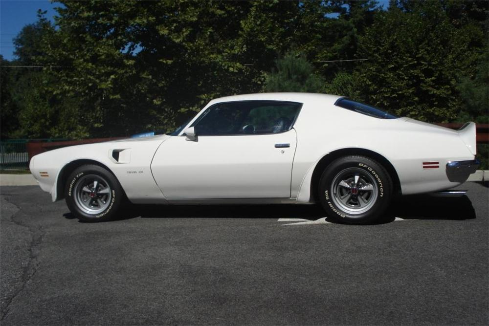 1971 pontiac firebird trans am 2 door coupe 82054