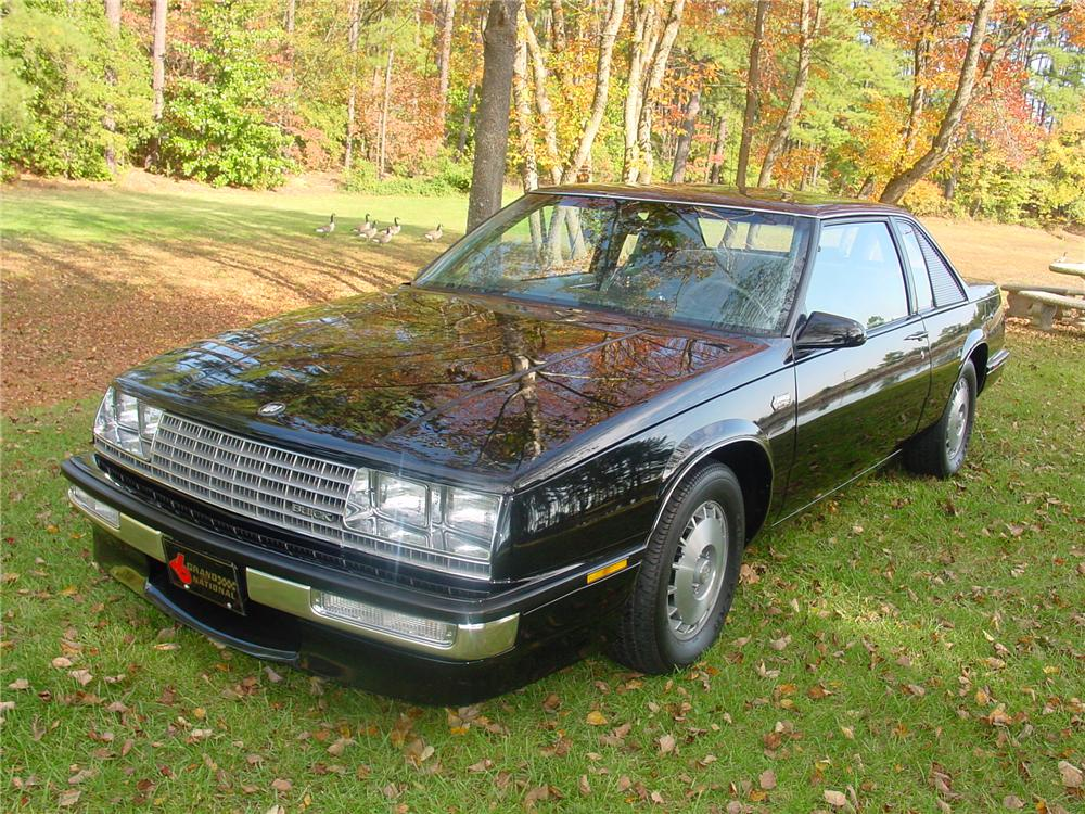 1986 buick grand national coupe front 3 4 82125. Cars Review. Best American Auto & Cars Review