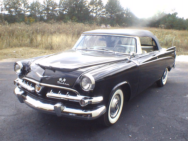 1956 dodge coronet convertible 82129 for 1956 dodge custom royal 4 door