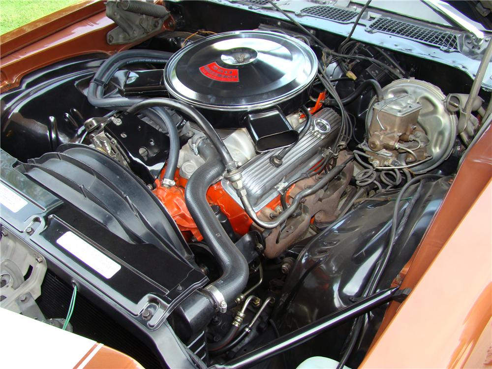 1970 CHEVROLET CAMARO Z/28 COUPE - Engine - 82141