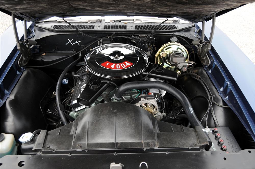 1969 PONTIAC GTO COUPE - Engine - 82170