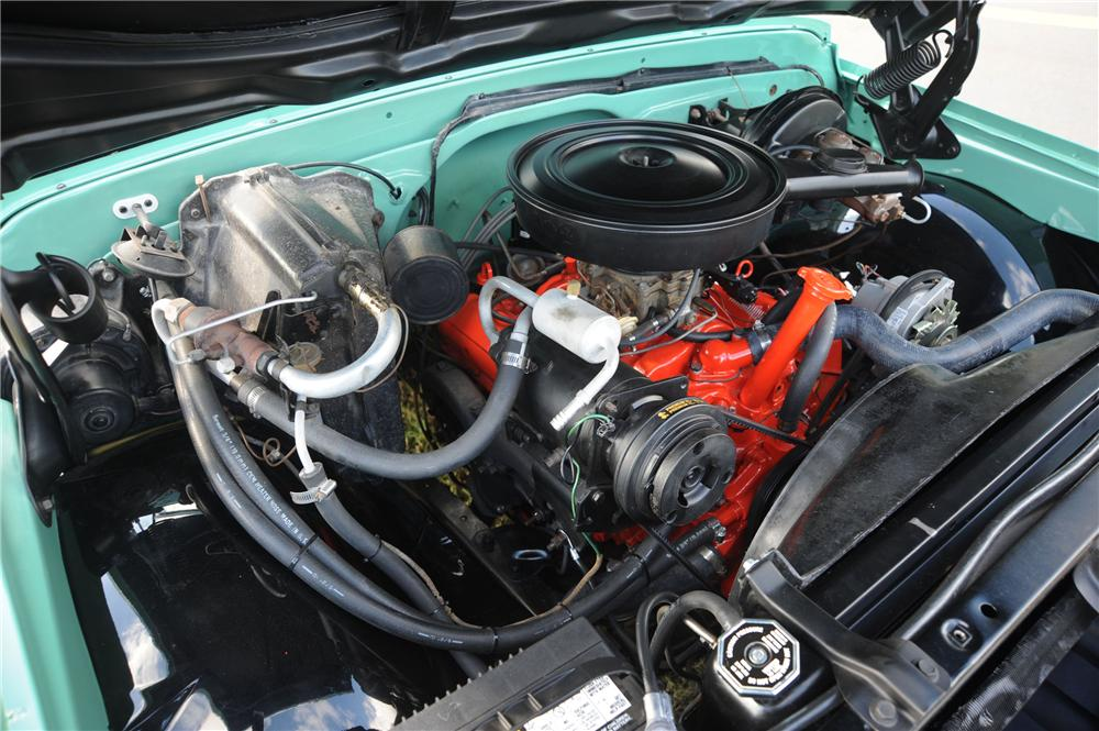 1968 CHEVROLET CUSTOM LWB PICKUP - Engine - 82193