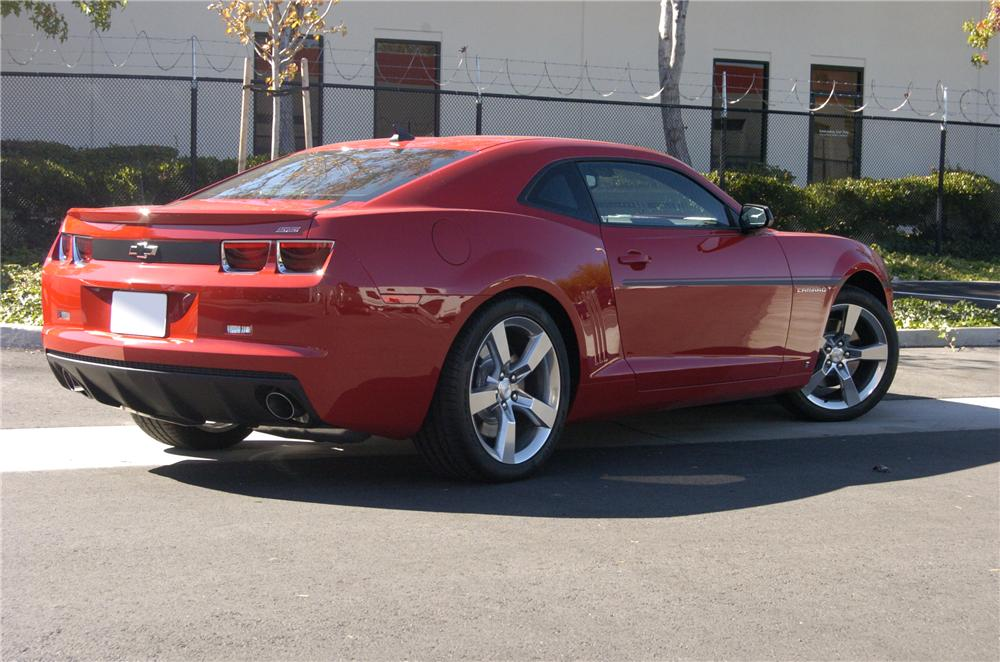 2010 chevrolet camaro ss custom coupe 82223. Black Bedroom Furniture Sets. Home Design Ideas