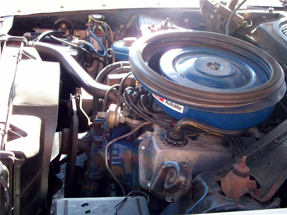 1971 FORD MUSTANG BOSS 351 FASTBACK - Engine - 82241