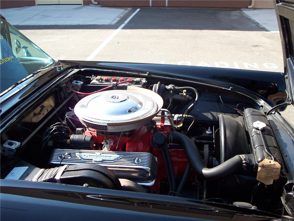 1957 FORD THUNDERBIRD CONVERTIBLE - Engine - 82243