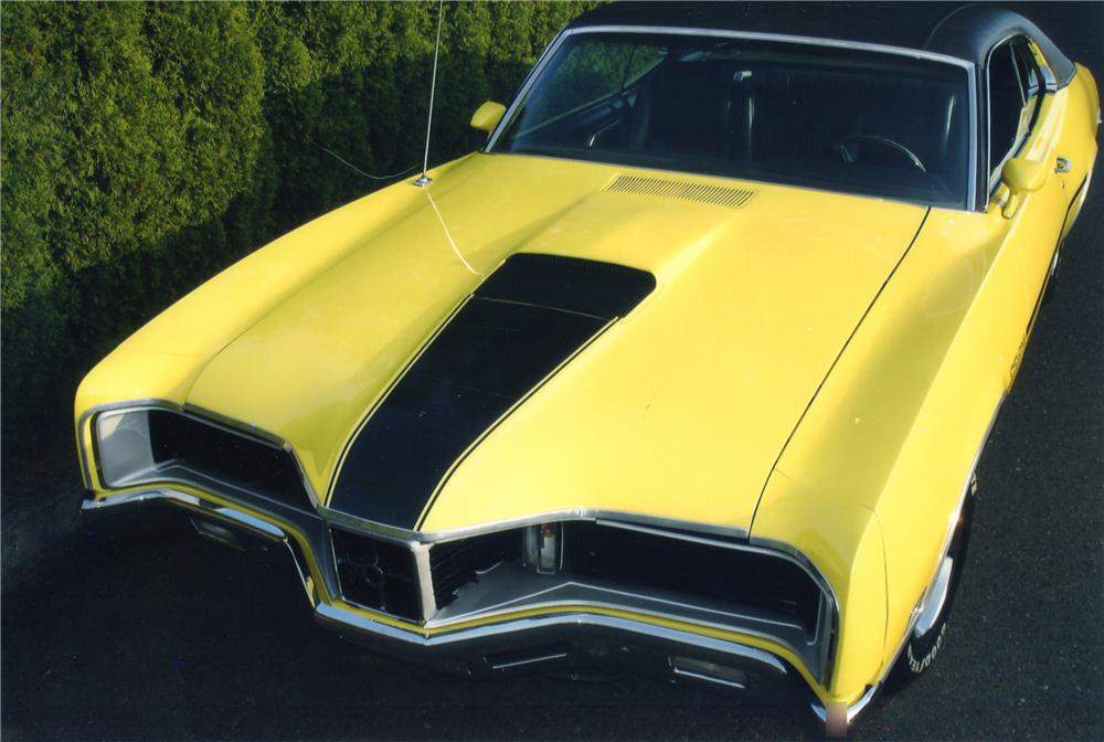 1970 MERCURY CYCLONE GT 2 DOOR HARDTOP - Front 3/4 - 82362