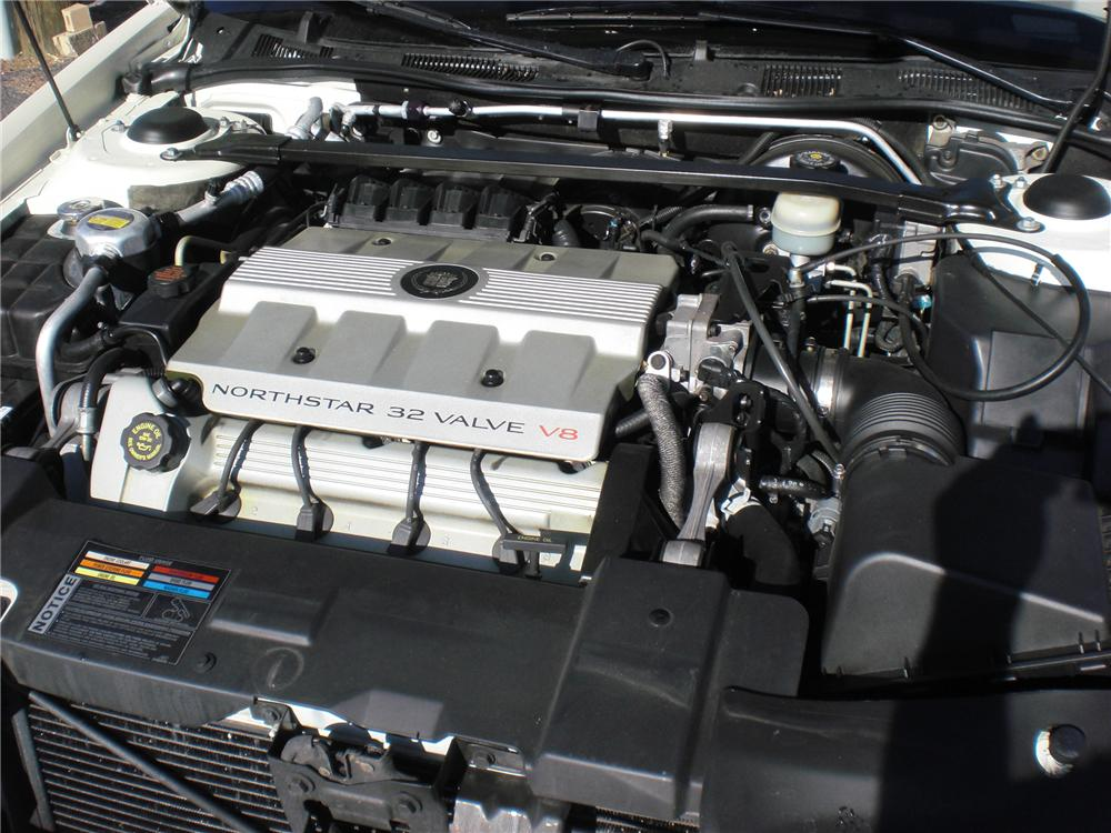 1997 CADILLAC ELDORADO CONVERTIBLE - Engine - 82406