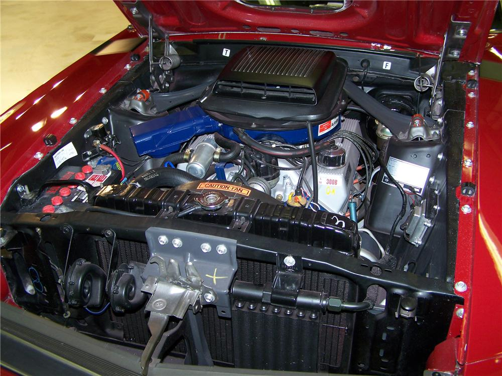 1970 FORD MUSTANG BOSS 302 FASTBACK - Engine - 82442