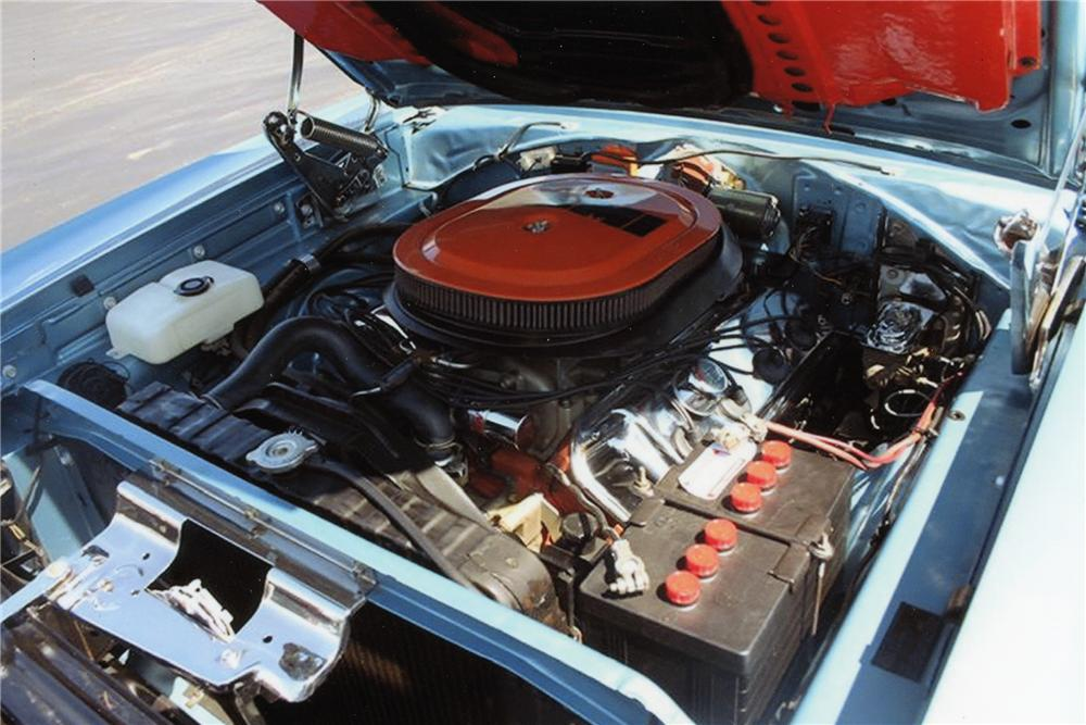 1970 DODGE SUPER BEE HEMI RE-CREATION - Engine - 82526