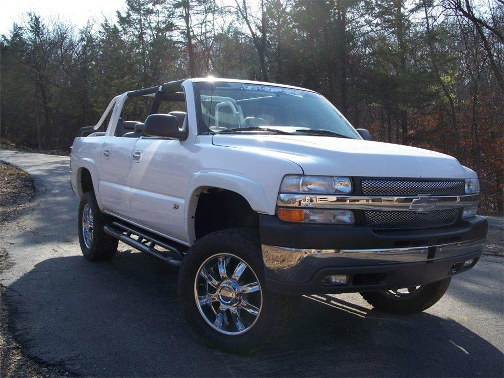 2000 Chevrolet Suburban Custom Convertible 82644