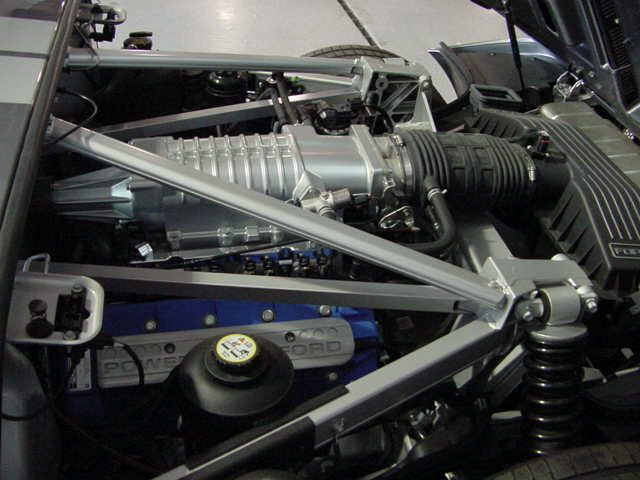 2006 FORD GT COUPE - Engine - 82648