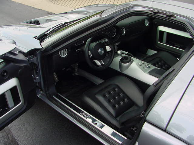 2006 FORD GT COUPE - Interior - 82648
