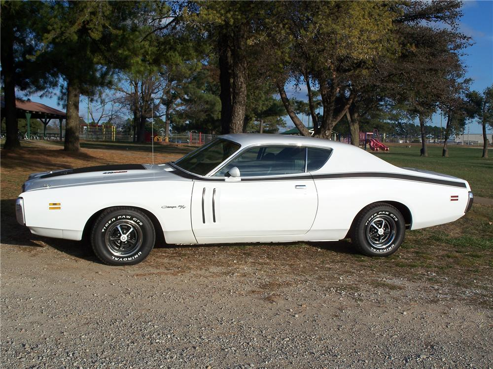 1971 DODGE CHARGER R/T 2 DOOR COUPE - 82654