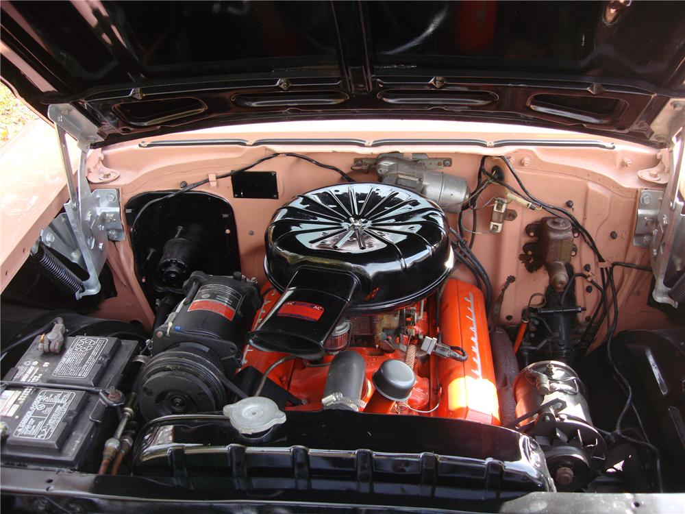 1957 CHEVROLET 210 COUPE - Engine - 82678