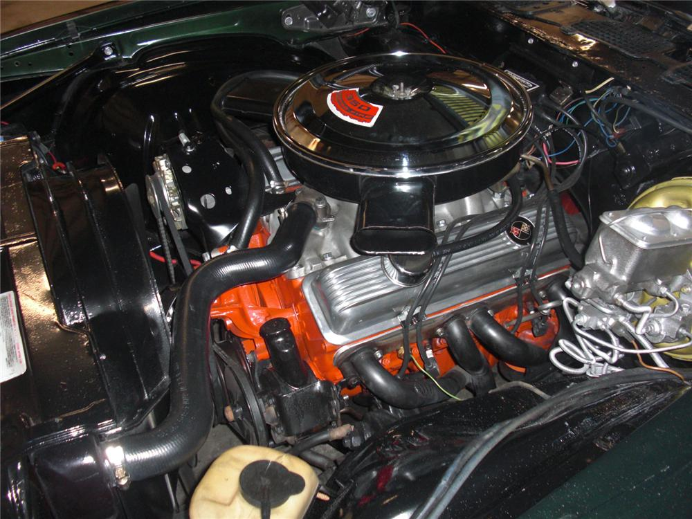 1970 CHEVROLET CAMARO Z/28 COUPE - Engine - 82682