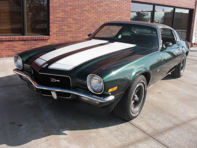 1970 CHEVROLET CAMARO Z/28 COUPE - Front 3/4 - 82682