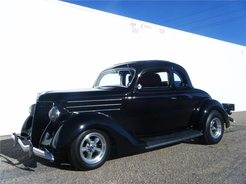 1936 ford 5 window custom coupe 82691 for 1936 ford 3 window