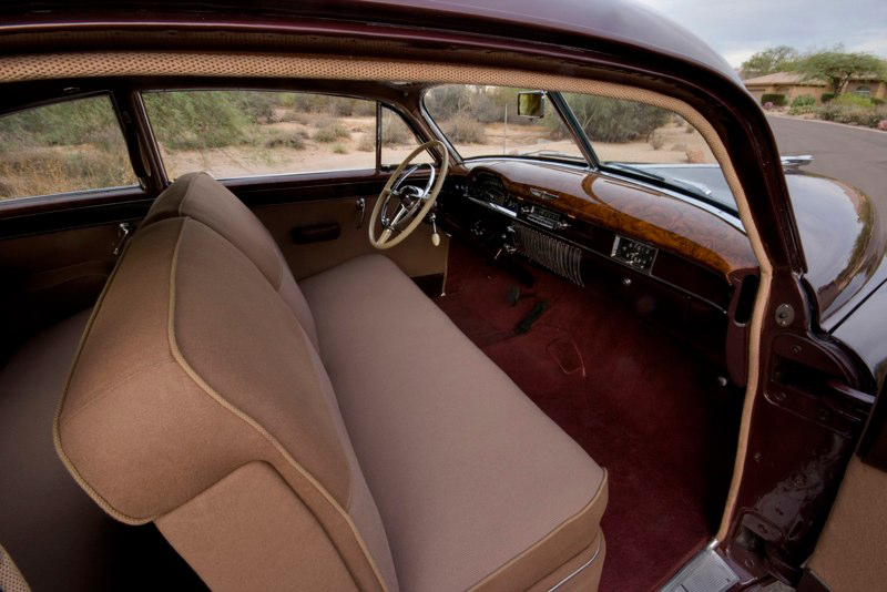 1949 CADILLAC SERIES 62 CLUB COUPE - Interior - 82775