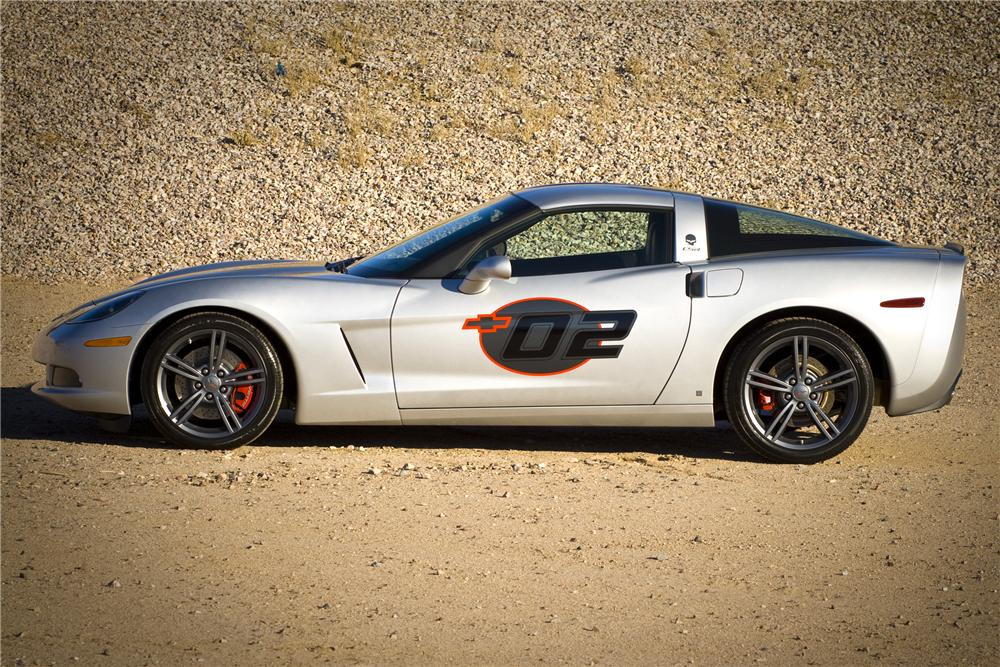 2009 chevrolet corvette coupe special edition 82833. Black Bedroom Furniture Sets. Home Design Ideas