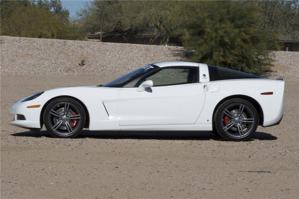 2009 chevrolet corvette coupe limited edition 82837. Black Bedroom Furniture Sets. Home Design Ideas